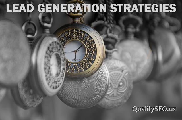 Lead Gen Strategies